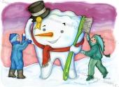 EB026 - The Snowman