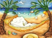 EB039-L5 - The Beach Hammock